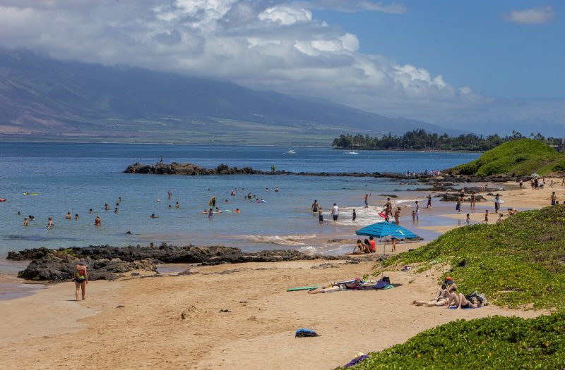 Kamaole beaches