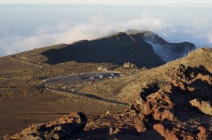 Summit of Haleakala