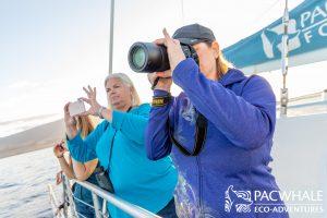group of photographers on photo safari trip