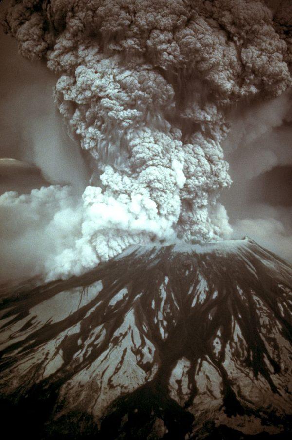 May 18, 1980 eruption